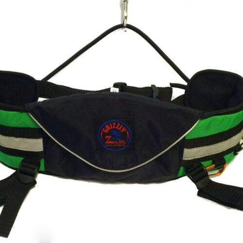 SKIJOR AND MUSHER BELTS