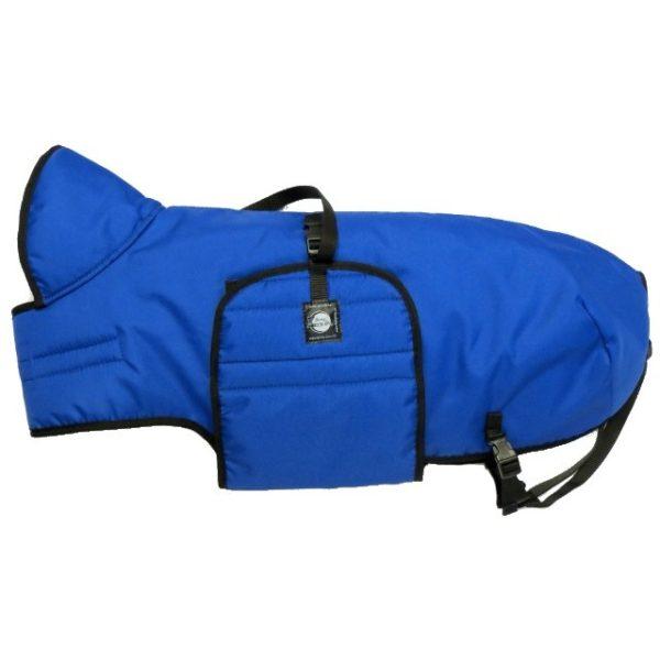 zateplnená bunda pre psa
